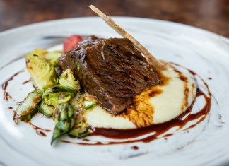 Monti—48 Hours Sous Vide Beef Short Rib