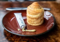 Monti—Onion & Thyme Sea Salt Bread Roll