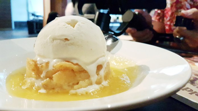 Morganfield's—Bread Pudding