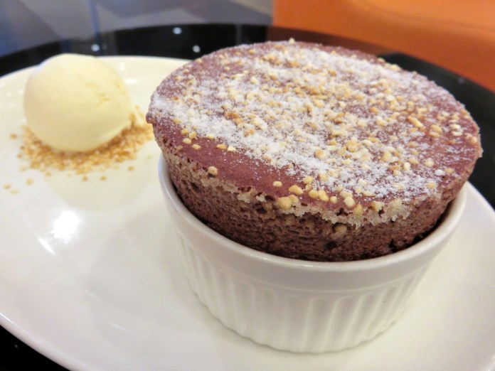 Bakerzin - Chocolate Souffle