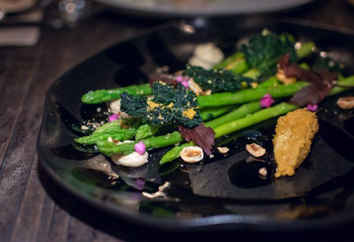 Open Farm Community — Thai Asparagus Salad