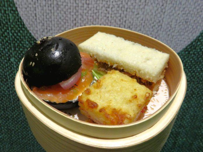 Tiong Bahru Bakery - Savoury Afternoon Threesum