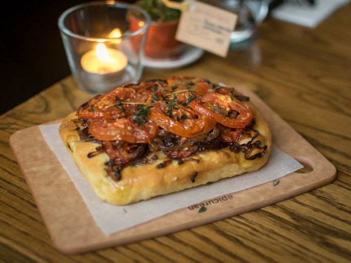 The Butcher's Wife—Baked Focaccia