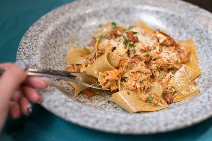The Butcher's Wife—Chestnuts Papardelle