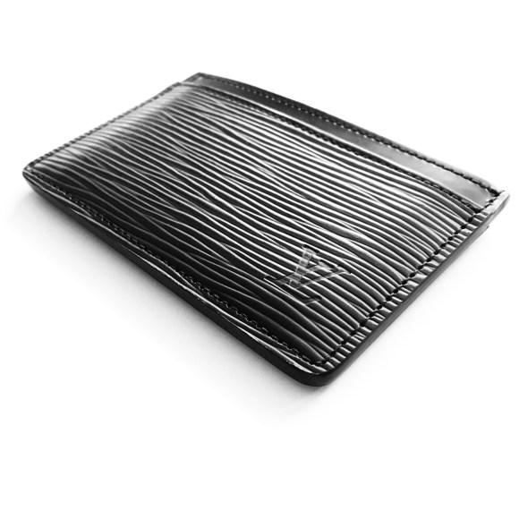 LV Epi Leather Card Holder | CoffeeAndHandbags.com