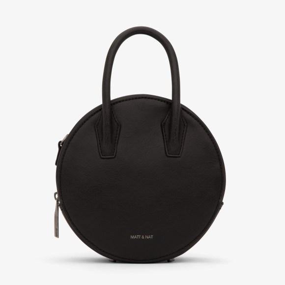 Matt and Nat Vegan Leather Crossbody Bag | Best Round Bags for Spring 2019 | CoffeeAndHandbags.com