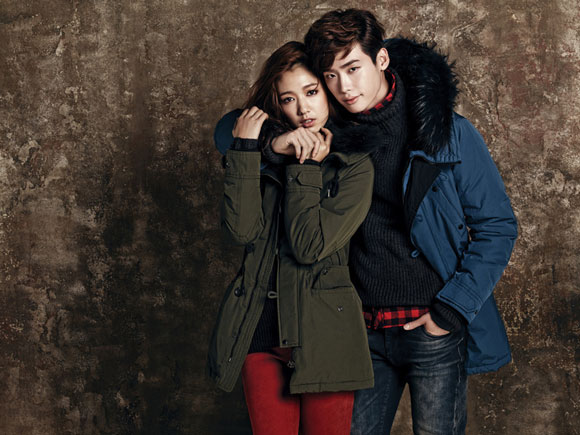 Park Shin Hye And Lee Jong Suk Coffee And Irony