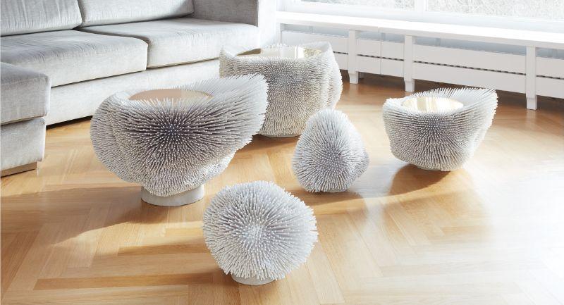 art furniture pieces that bring nature