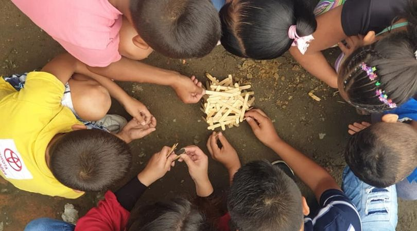 Supporting Local | School  Against Poverty Foundation / Fundacion Escuela Contra la Pobreza