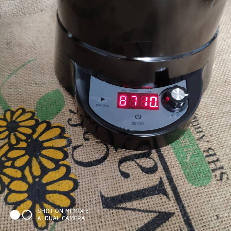 Fresh Roast SR540 - 日晶企業有限公司