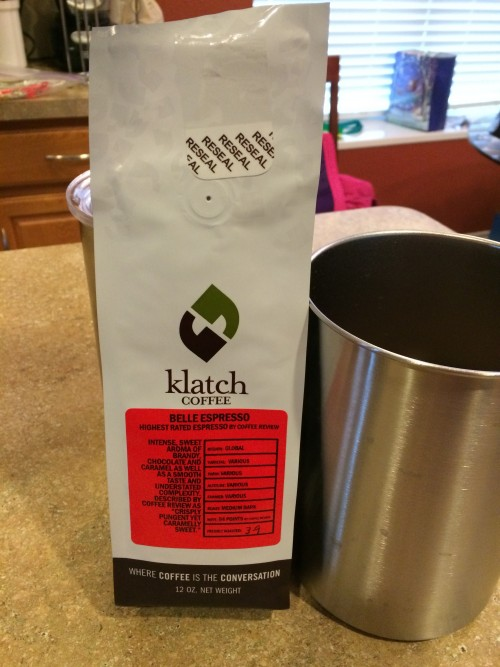 Review: Klatch Belle Espresso (Upland, California)