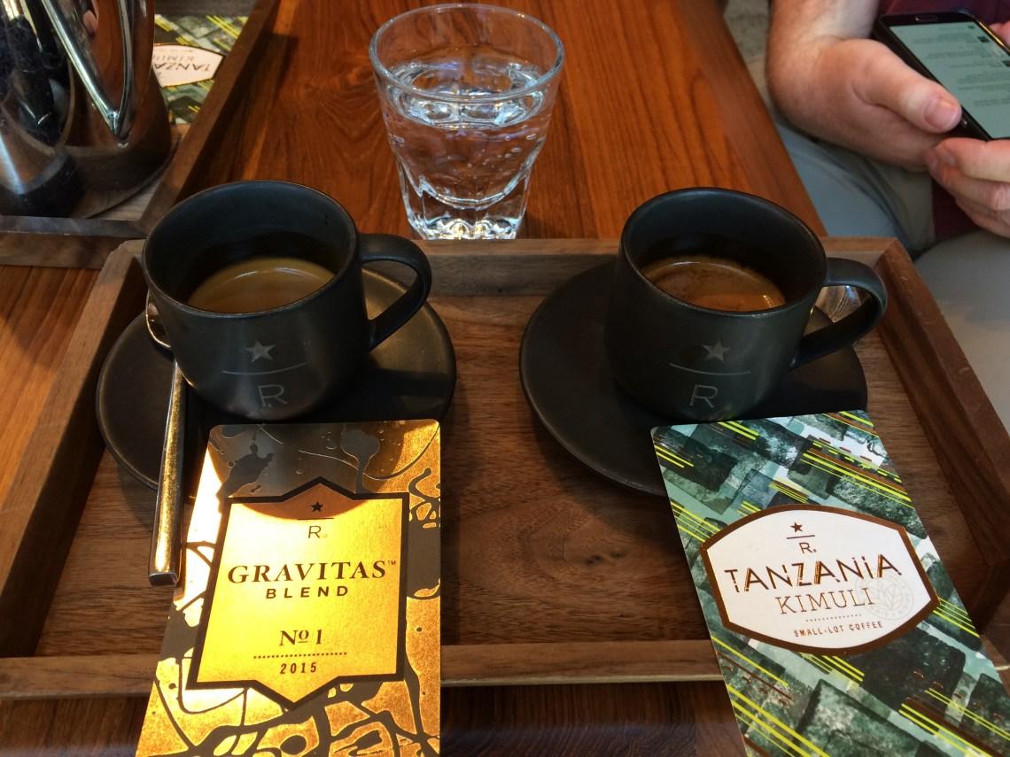 Coffee Destination: Starbucks Reserve Roastery and Tasting Room (Seattle, Washington)
