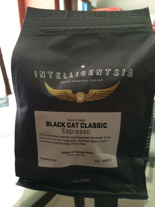 Follow-up Review: Intelligentsia Black Cat Classic Espresso (Chicago, Illinois)