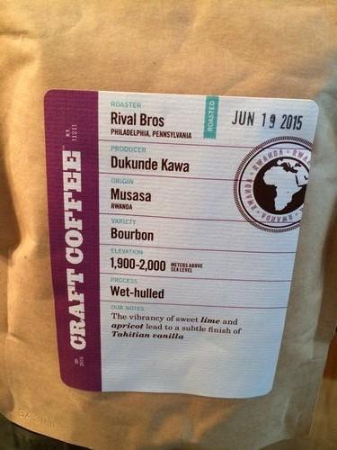 Review: Rival Brothers Rwanda Dukunde Rawa (Philadelphia, Pennsylvania)