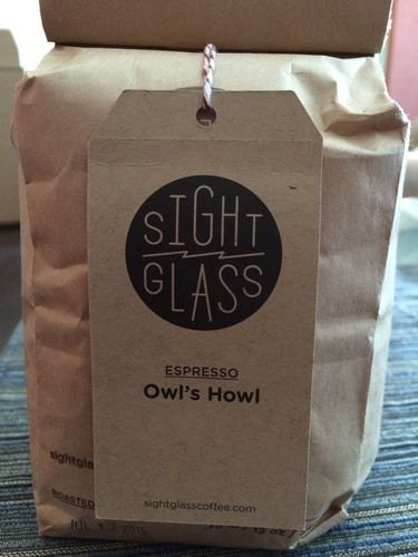 Review: Sightglass Owl's Howl Espresso (San Francisco, California)