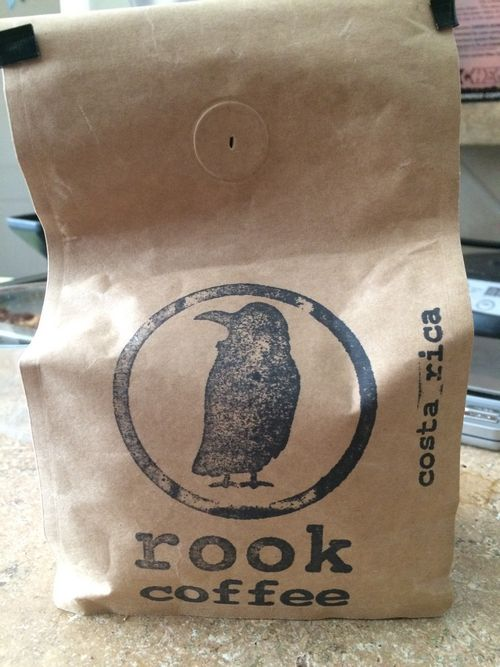 Review: Rook Coffee Roasters Costa Rica (Ocean, New Jersey)