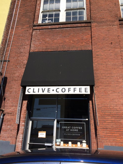 Coffee Destination: Clive Coffee (Portland, Oregon)