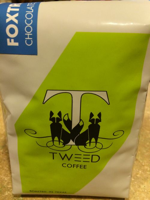 Review: Tweed Coffee Foxtrot Blend (Dallas, Texas)