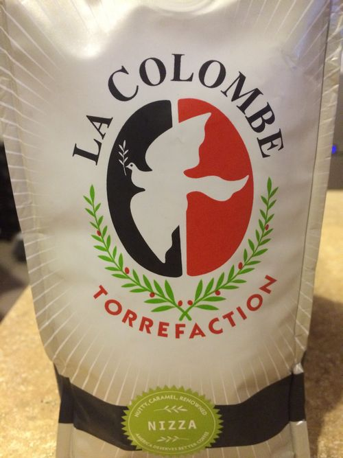 Review: La Colombe Torrefaction Nizza Espresso Blend (Philadelphia, Pennsylvania)