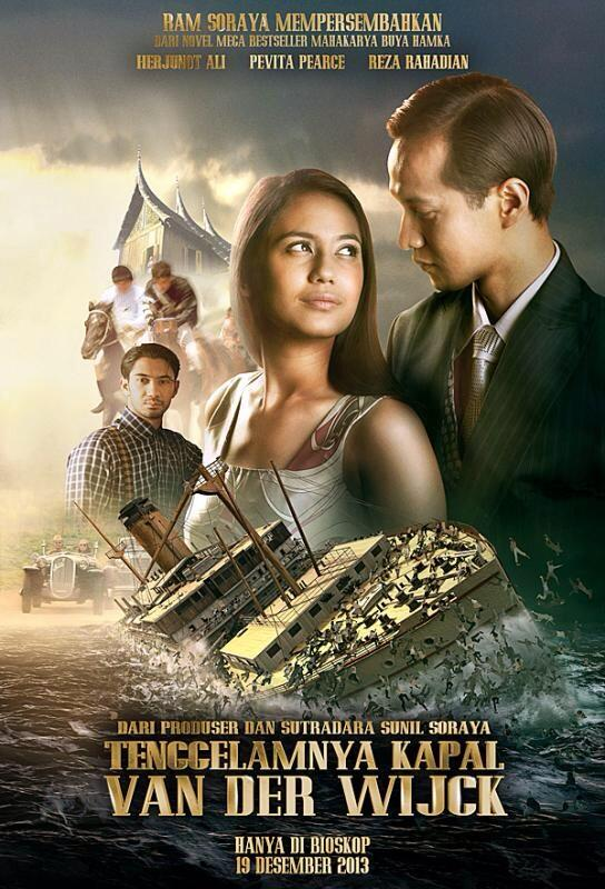 Tenggelamnya Kapal Van Der Wijck Poster
