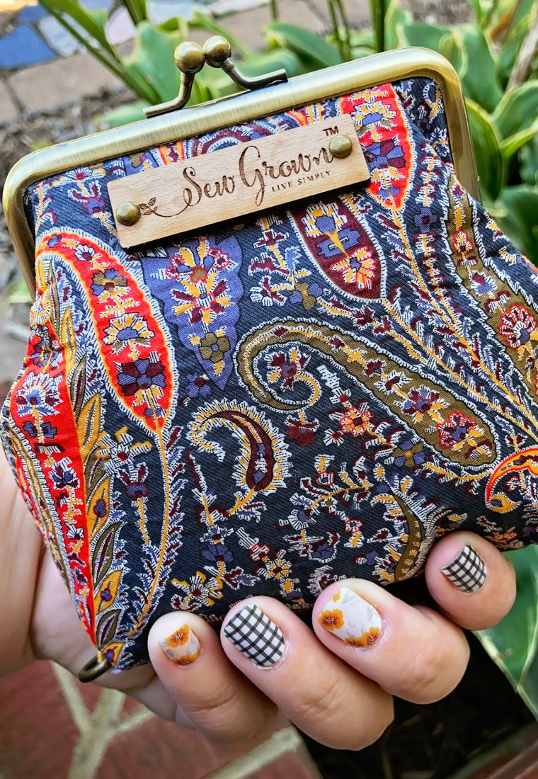 Essential Oil Bags by Sew Grown