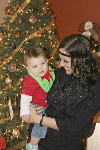 Braxton and I-Christmas Day