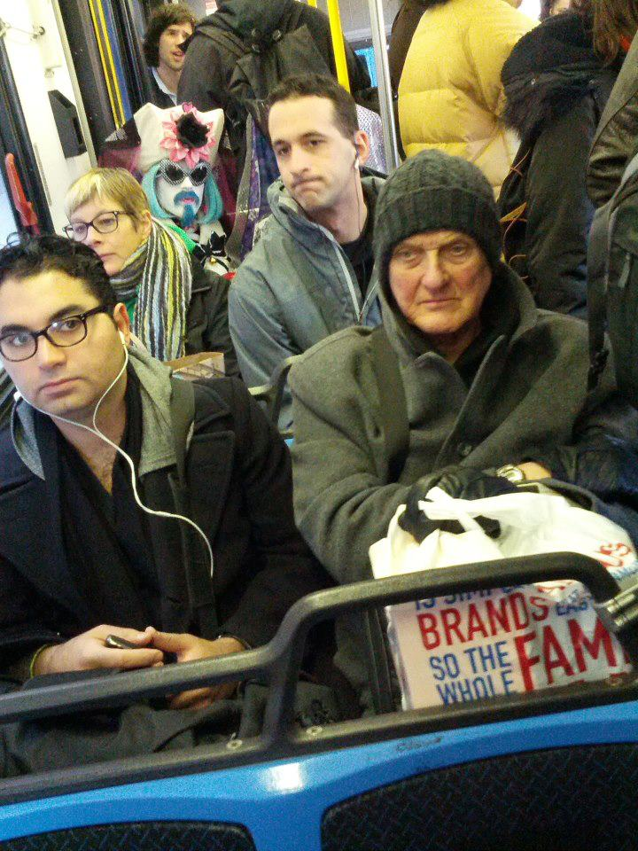 People of the CTA: Funny or Inappropriate?