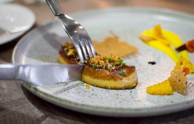 Bridge Dinner-Foie Gras