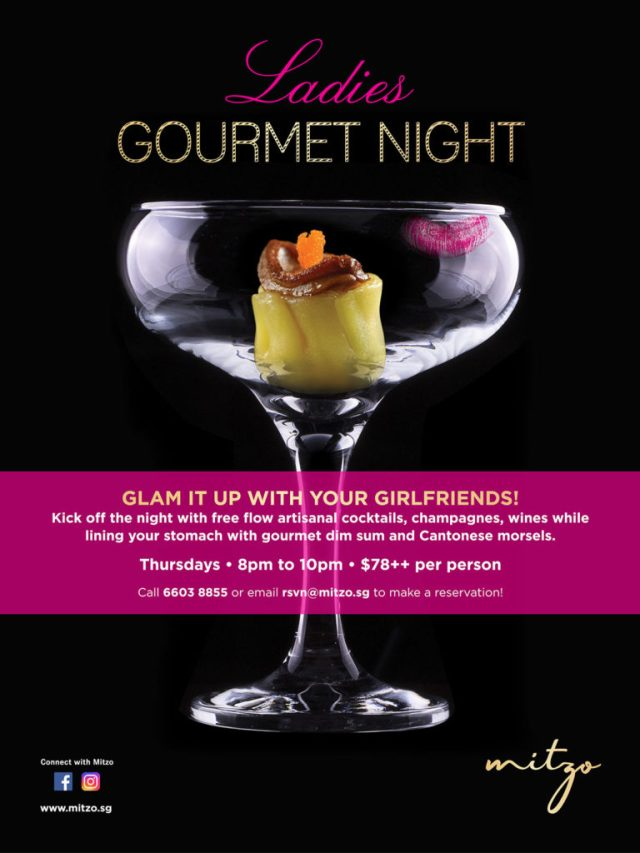Mitzo Ladies Gourmet Night