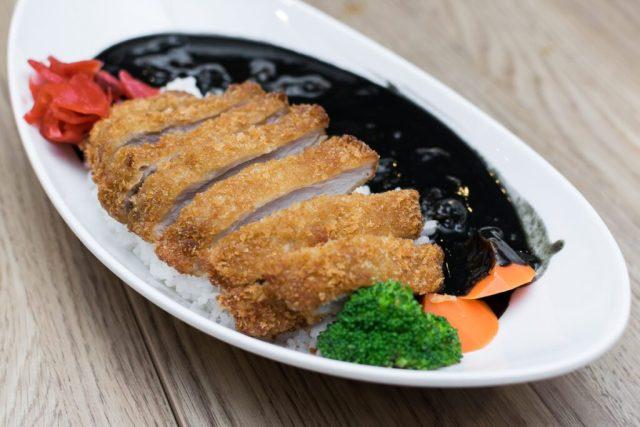 Japan Foods Garden — Black Curry