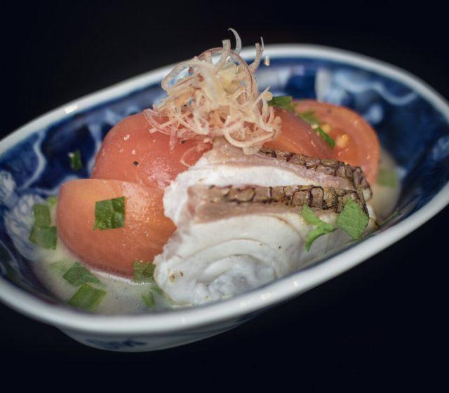Kanda Wadatsumi — Tomato Salad