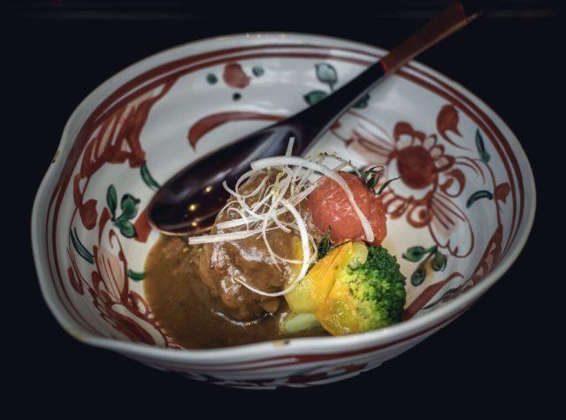 Kanda Wadatsumi — Beef with Miso Sauce