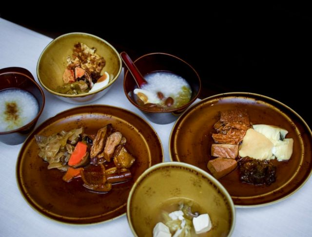 Escape Restaurant & Lounge - Teochew Porridge