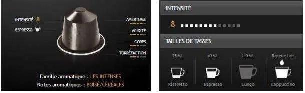 acheter des capsules nespresso roma pas cher en promotion