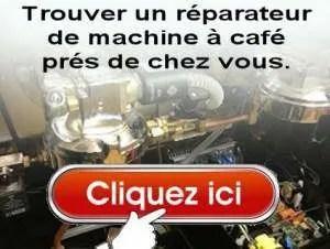 Trouver un réparateur de machine à café a proximité