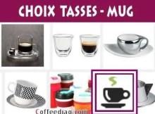 choisir une une tasse à café ou mug café grande capcité meilleur choix