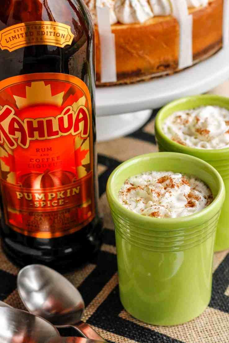 Kahlua Coffee Pumkin Spice
