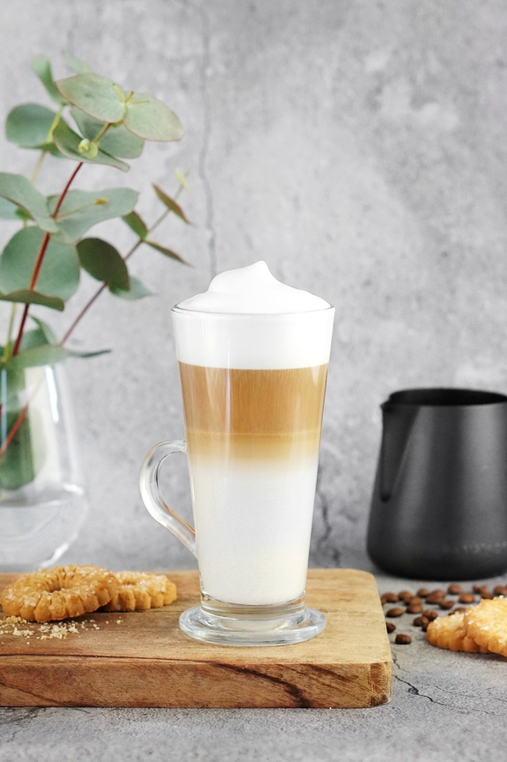 Macchiato Latte Milk