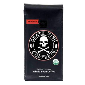 death wish coffee is one of best espresso coffee beans