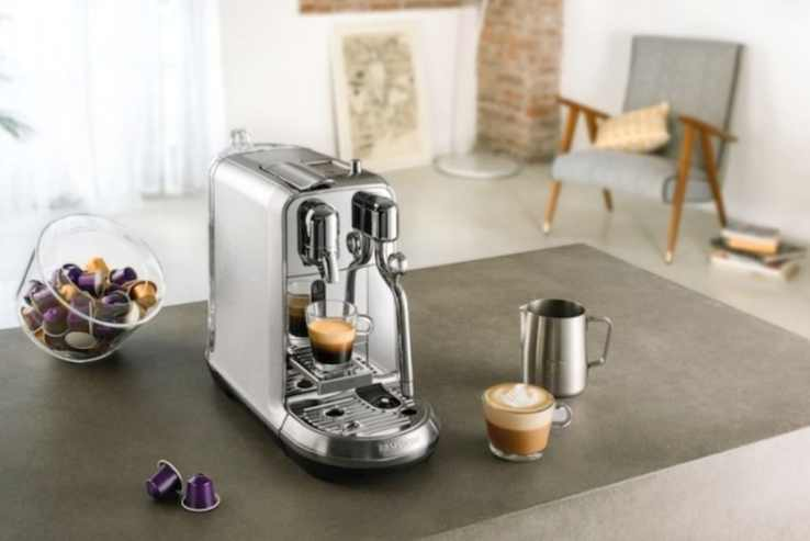 best Nespresso machine - sage nespresso