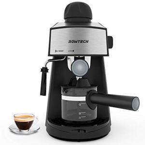 Showtech espresso machine is a budget espresso maker