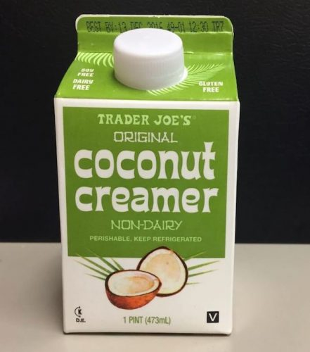 best of vegan coffee creamer by trader joe's