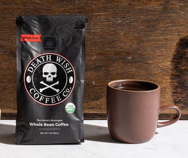 Death wish coffee caffeine content