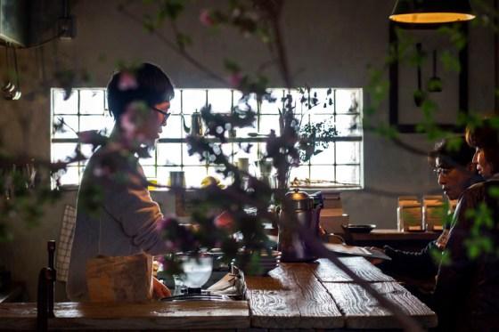 Clamp Coffee Sarasa, Kyoto
