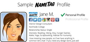 NameTag_Sample_Profile