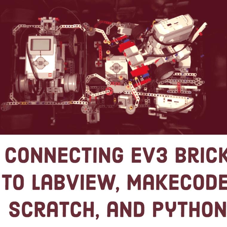 LEGO EV3 Software vs MakeCode vs Scratch vs Python – How To Pair