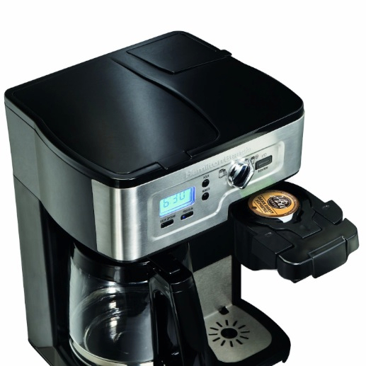Best Two Way Coffee Maker For Under 100 Hamilton Beach 2