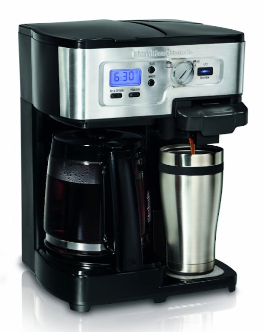Hamilton Beach 49983 2-Way FlexBrew Coffemaker