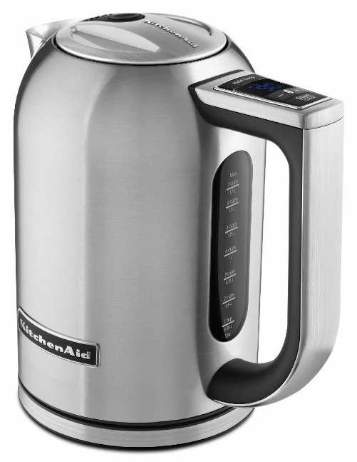 Kitchenaid Stainless Steel Digital Display Electric Variable Temperature Water Kettle KEK1722SX