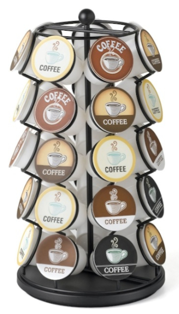 Nifty Home K-Cups Carousel